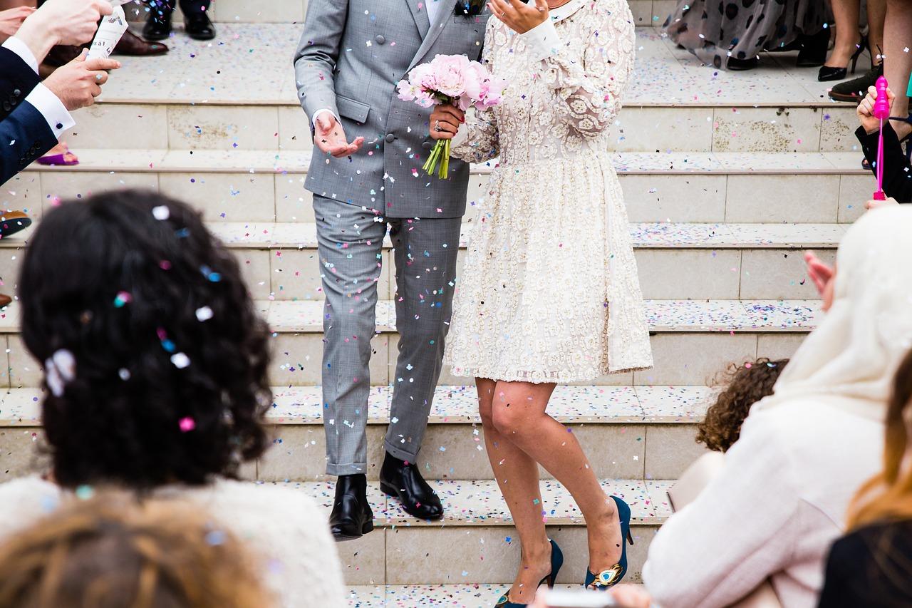 חתונה בגן אירועים – תכנון שביל לחופה